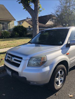 2006 HONDA PILOT EX-L LOADED ORIGINAL OWNER - crv rav4 4 runner fj cruiser for Sale in Anaheim, CA