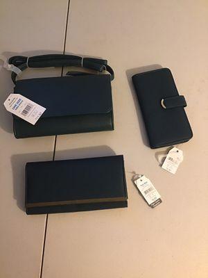 3 piece wallet lot for Sale in Ingleside, IL