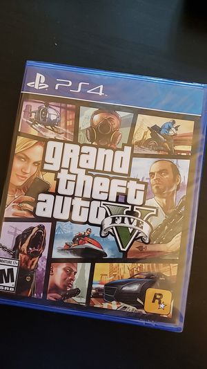 Grand Theft Auto 5 - PS4 for Sale in Denver, CO