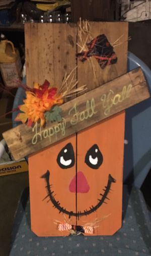Happy Fall sign for Sale in Brighton, TN