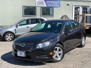 2013 Chevy Cruze - manual - $6999 for Sale in Baltimore, MD