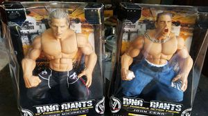 WWE Ring Giants Action Figures for Sale in Tacoma, WA