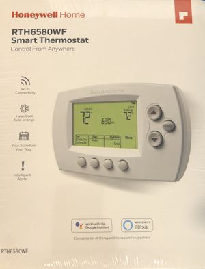 Honeywell Smart Thermostat WiFi for Sale in Goodyear, AZ