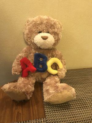 Gitzy Stuffed Teddy Bear for Sale in Schenectady, NY