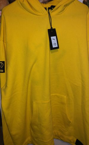 Puma x XO oversize hoodie (cyber yellow) L for Sale in Surprise, AZ