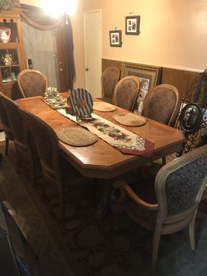 Dinning table with chairs for Sale in Delano, CA