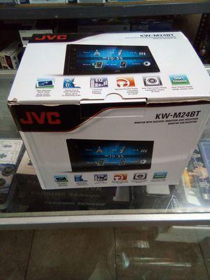Jvc kw-m24bt for Sale in Las Vegas, NV