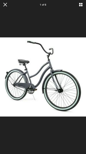"Huffy 26"" Cranbrook Women's Comfort Cruiser Bike, Gray for Sale in Shadyside, OH"