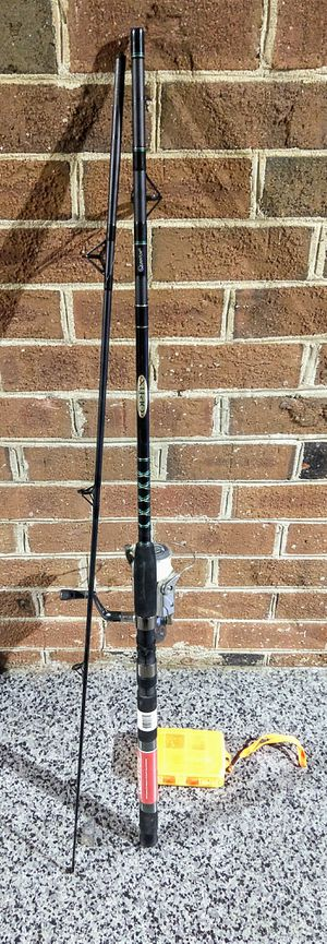 Quantum Optix Fishing Pole for Sale in Raleigh, NC