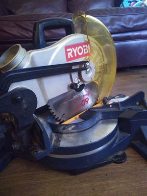Ryobi table saw for Sale in Columbus, OH