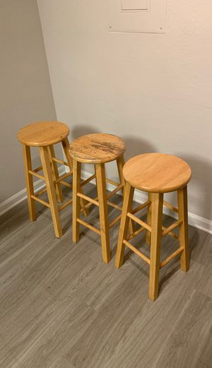 3 stools for Sale in Orlando, FL