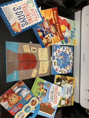 Boys potty book for Sale in Trenton, NJ