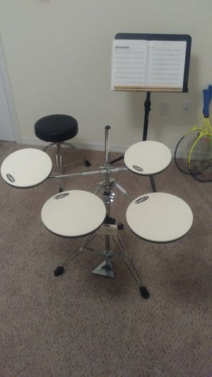 DW Go Anywhere practice drum set for Sale in Miami, FL