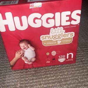 Huggies Newborn Diapers for Sale in Lakewood, CA