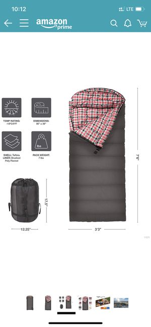2 Teton XXL Sleeping bags for Sale in New York, NY