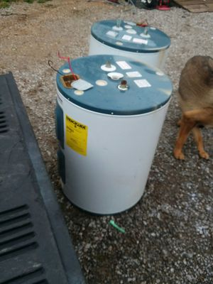 Hot water heaters 30 gallons lpwboys for Sale in Lenoir City, TN