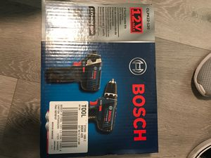 Bosch brand new power tools for Sale in Modesto, CA
