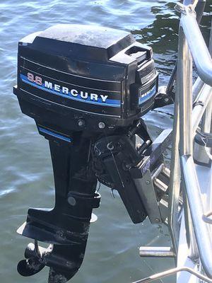 9.8 hp mercury 2 stroke for Sale in Oakley, CA