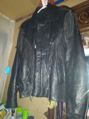 Woman's Leather Jacket for Sale in Indianapolis, IN