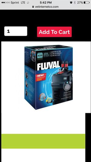 Fluval for Sale in Martinsburg, WV