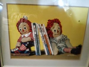 Raggedy Ann & Andy for Sale in Evansville, IN