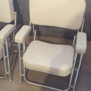 Boat Deck Chairs for Sale in Chardon, OH