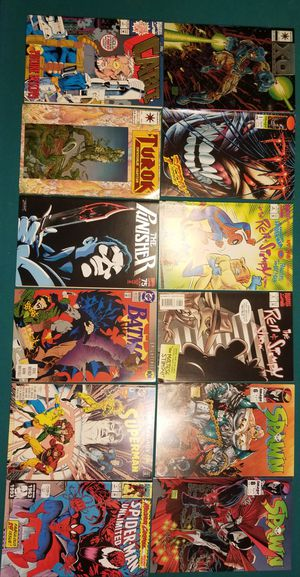 12-Book Comic Collection for Sale in Garner, NC