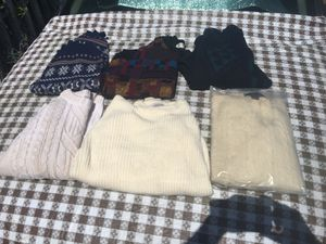 Free sweaters. Men's med and large for Sale in San Gabriel, CA