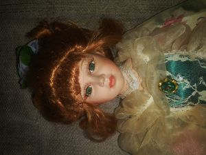 Porcelain doll antique for Sale in Acworth, GA