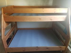Wooden Bunk-bed Set for Sale in Phoenix, AZ