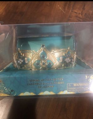 Disney Jasmine from Aladdin accessory set. for Sale in CTY OF CMMRCE, CA