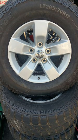 Rims and tires for Sale in Las Vegas, NV