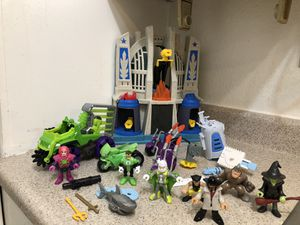 Imaginext Green Lantern and much more for Sale in Lakeside, CA