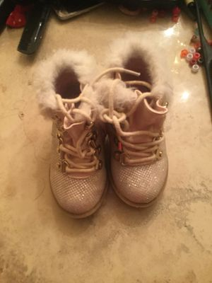 Baby girl juicy couture boots for Sale in Hyattsville, MD