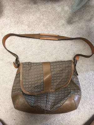 2003 Coach Messenger Bag for Sale in Norwood, MA
