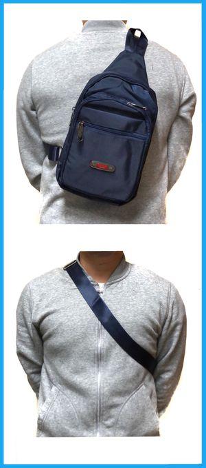 NEW! Side Bag Crossbody bag chest bag satchel sling gym bag pouch biking hiking day pack edc backpack travel bag for Sale in Carson, CA