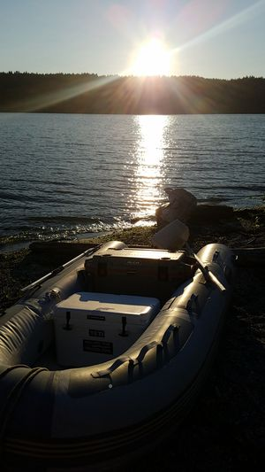 West marine inflatable boat for Sale in Seattle, WA