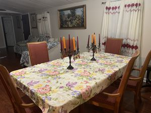 Dining Glass Table for Sale in Elgin, SC