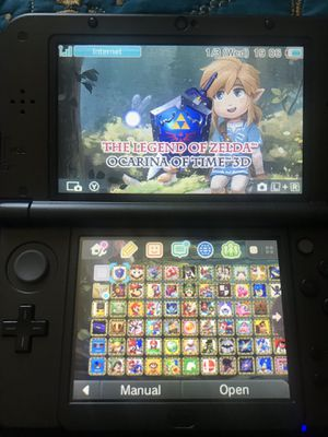 New Version of Nintendo 3ds Modded for Sale in Vernon, CA