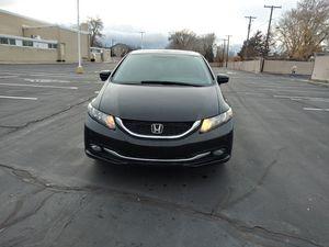 2015 Honda civic. Exl for Sale in Salt Lake City, UT