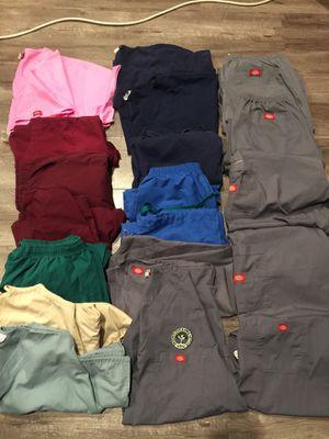 Bundle all 20$ Scrub uniforms Dickie. Plus Size1x/2/x3x4x5x for Sale in CRYSTAL CITY, CA