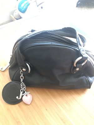 Black Leather Purse for Sale in Salt Lake City, UT