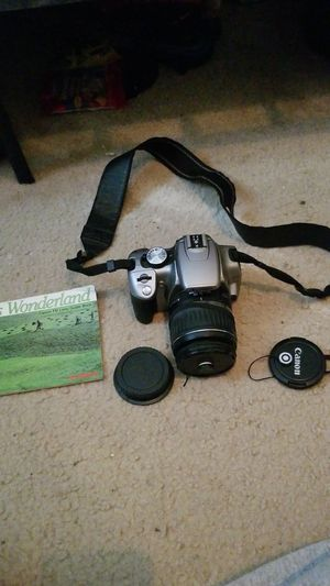 Canon rebel XT for Sale in Annandale, VA