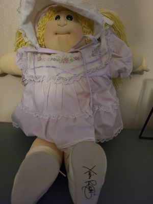 Vintage Cabbage Patch Doll for Sale in Belleair, FL