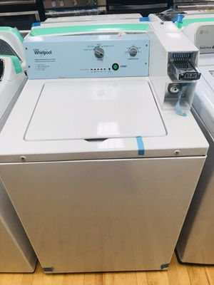 New Coin Operated Washer Machine 3.5 CuFt for Sale in Lake Worth, FL