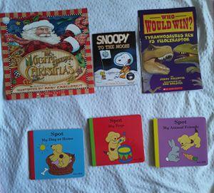 6 childrens books for Sale in San Bernardino, CA