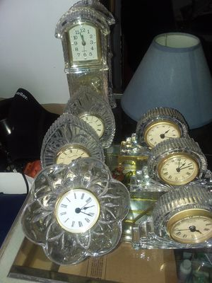 Clock collection for Sale in Houston, TX