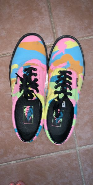Special edition vans for Sale in Phoenix, AZ