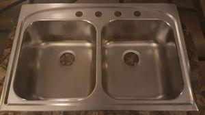 New! Elkay Pergola Top Mount Double Bowl Kitchen Sink for Sale in Glendale, AZ