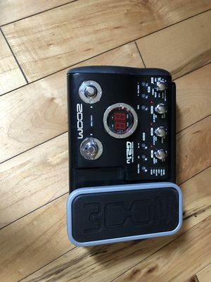 Zoom Guitar Effects Pedal G2.1 U for Sale in Gate City, VA